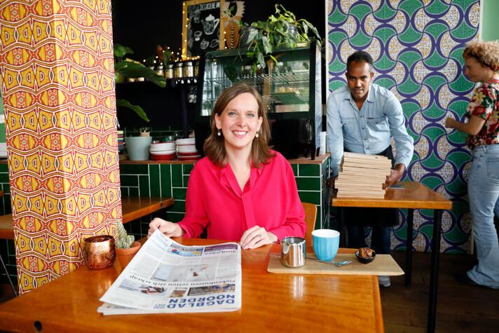 Stieneke van der Graaf: 'Nederland is groter dan de Randstad'