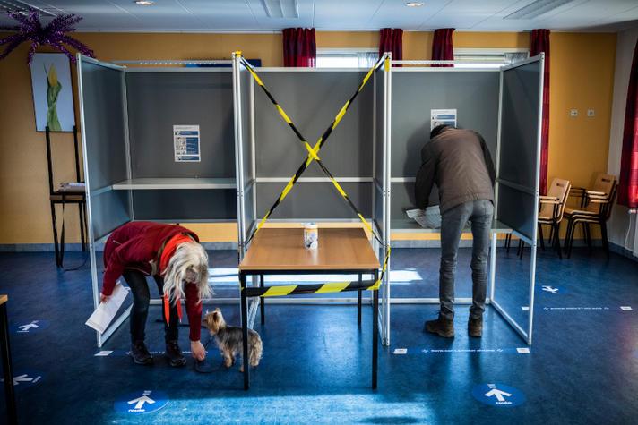 Enquête Tweede Kamerverkiezingen: ondernemer willen door met Rutte