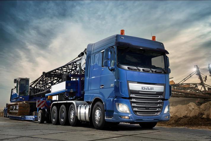 Wist u dat in elke vrachtwagen onderdelen uit Nederland zitten?