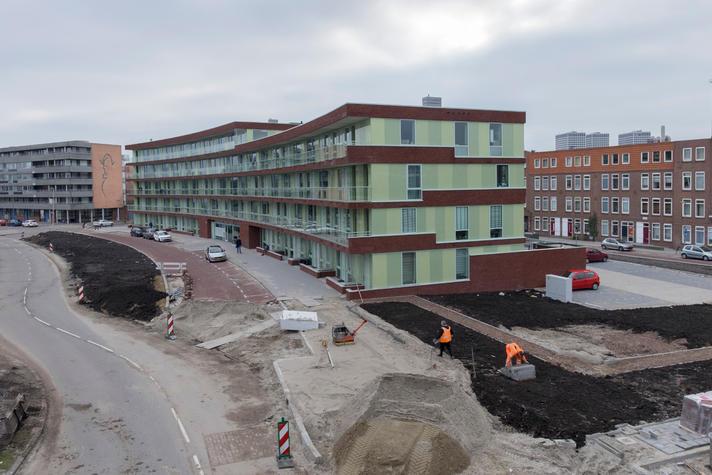 'Manifest voor woningbouw binnen steden helemaal NL Next Level'