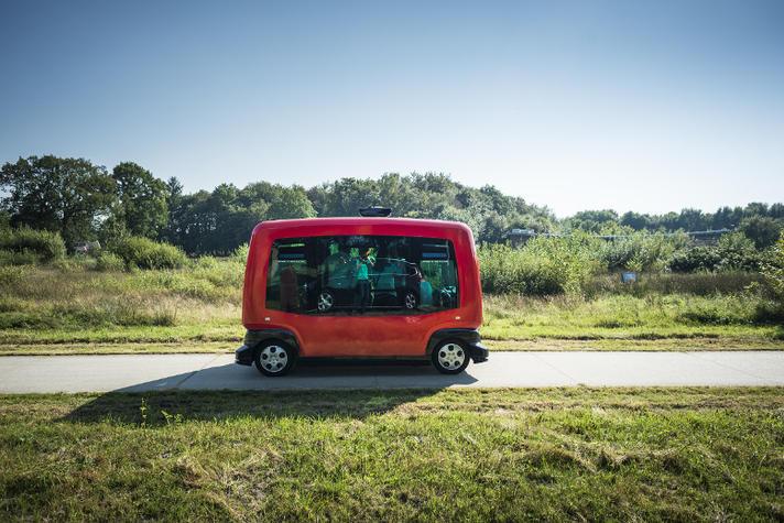 Wist jij dat Nederland ook een zelfrijdende auto maakt?